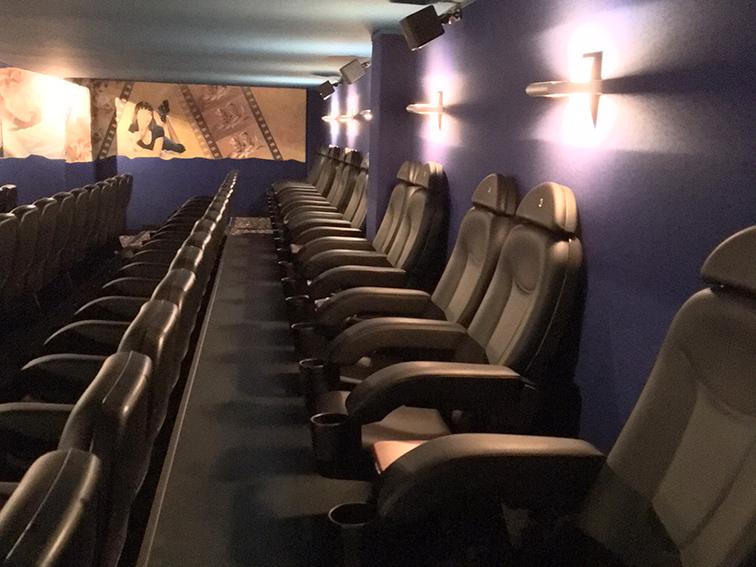 Premium Sitze Cinemaxx